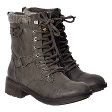 lace up biker boots womens rocket dog thunder lace up buckles military ankle boots
