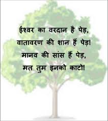 meaning of trees hindi poem on importance of trees ह न द कव त