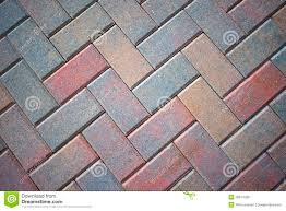Patio Pavers Images by Stone Brick Patio Pavers Colorful Royalty Free Stock Image