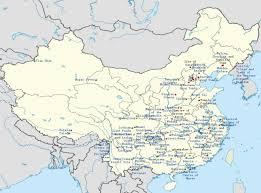 Map Of Tulsa Touring U0026 Travel In China 上海交通大学