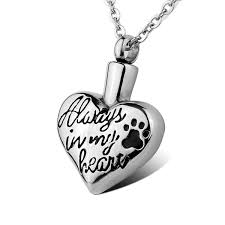 cheap cremation jewelry online cheap cremation jewelry stainless steel always in my heart