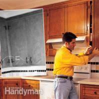 diy kitchen cabinets the family handyman