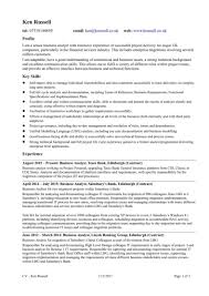 Business Analyst Roles And Responsibilities Resume Job Application Standing Out From The Pack Free U0026 Premium Templates