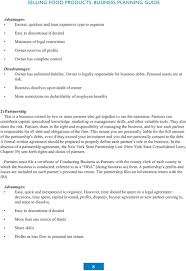 Business Buyout Agreement Template Recipe For Success Selling Food Products Pdf