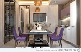 purple dining room ideas 15 admirable dining room color schemes home design lover