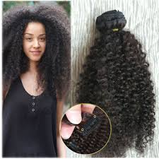 Afro Hair Extensions Uk by Afro Curly Clip In Hair Extensions
