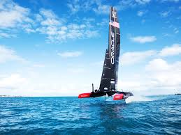 oracle u0027s new america u0027s cup 2017 yacht is faster and fiercer than