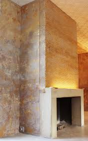 Gold Wall Paint by Wall Painting Effects