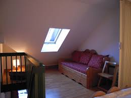 duplex for 2 5 people 30sqm in the heart of samoens covered