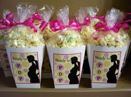 baby shower guest gifts best souvenir baby shower favors ideas ideas popcorn simple