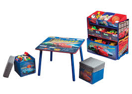 Childrens Ottoman by Cars 2 Piece Room Solution Delta Children U0027s Products