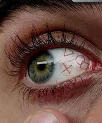 these 20 horrific eye tattoos are just disgusting and shocking in