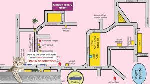 Mandir Floor Plan by Hotel Golden Berry Mount Abu India Photos U0026 Price Youtube
