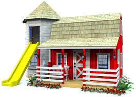 barn u0026 silo playhouse plan playhouses farming life and barn