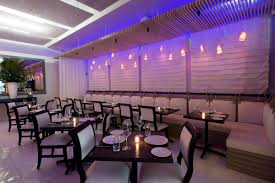 Elegant Home Design New York A New York City Greek Restaurant That Sets New Levels For Modern