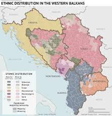 Ottoman Empire Serbia Albania And Serbia Are At Odds Again