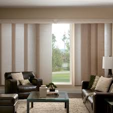 Blinds For Triple Window Window Treatments For Sliding Doors Centsational Style