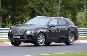 suv bentley 2016 bentley bentayga suv to spawn crossover coupe