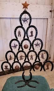 horseshoe ornaments western christmas ornaments excellent large saddle u horseshoe