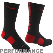 nike elite basketball crew socks black nba store