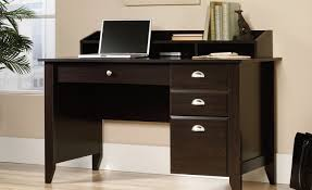 Cherry Wood Desk With Hutch Desk Wood Desk With Hutch Mellow Reversible L Shaped Desk