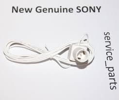 sony dvd home theater system dav dz170 new genuine sony coax coaxial wire fm antenna for home theater av