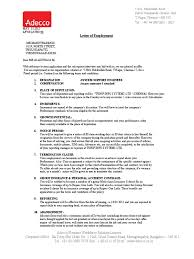 Authorization Letter Sample Claim Salary adecco offer letter 1 insurance politics