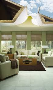 bedroom modern kitchen design with white velux skylights and