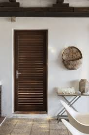 Louvered Doors Interior The Chameleons Of Interior Design Louvered Doors Designed