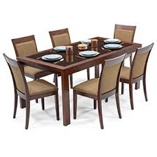 All Glass Top Dining Sets Check  Amazing Designs  Buy Online - Glass top dining table hyderabad