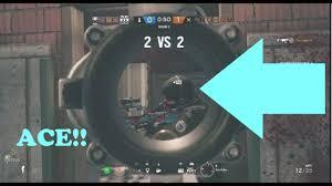 killing skittlz rainbow six siege gameplay pro player youtube