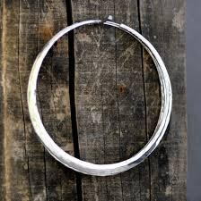 large silver hoop earrings 3 inch sterling silver hoops large hoop earrings moon hoop