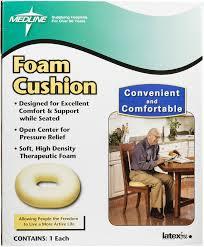 Discount Foam Cushions Medline Foam Cushion 1 0 Ct Walmart Com