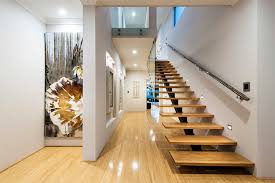 Home Interior Stairs Design 20 Wood And Glass Contemporary Staircase Designs Home Design Lover