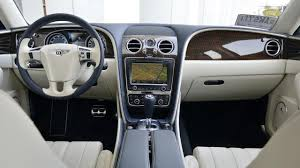 bentley flying spur black interior bbc autos bentley flying spur the quiet killer
