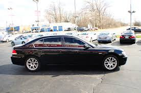 2006 bmw 750 li 2006 bmw 750li black sport sedan used car sale