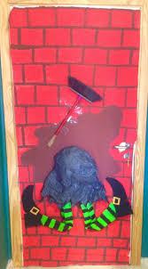 Classroom Halloween Door Decorations 9 Best Halloween Door Crafts Images On Pinterest Decorated Doors