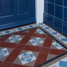 Fliesen Bordre Victorian Floor Tile Gallery