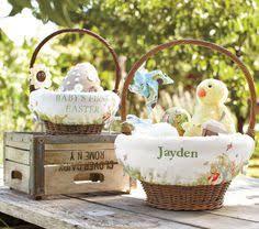 rabbit easter basket treat basket white easter baskets rabbit and easter