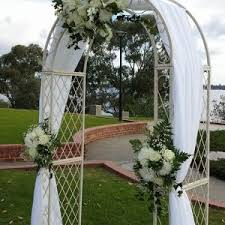 wedding arches hire perth party arch rental perth event and wedding hire