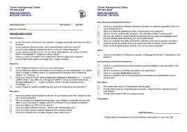 Resume Checklist 296 Best Resume Images On Pinterest Resume Cover Letters Career