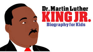 fun cartoon on dr martin luther king jr for kids dr martin