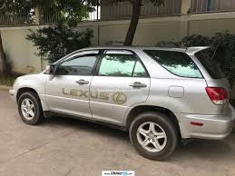 lexus rx300 review 2004 lexus rx300 suv maintenances and insurances are included in