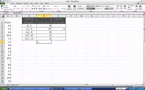 Exle Of Data Analysis Report by Excel 2010 Ch 5 Statistical Analysis Ii Quantitative Data