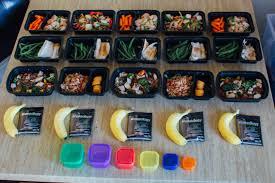 meal prep mondays chicken power bowl tofu shrimp ground