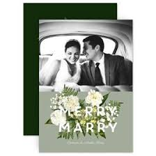 newlywed cards christmas photo cards invitations by