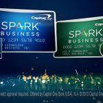 spark business card login spark business card capital one business credit card login