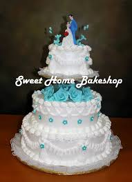 fondant wedding cakes sweet home bakeshop home