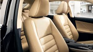 lexus is350 f sport seats lexus comfort and design features exterior and interior styling