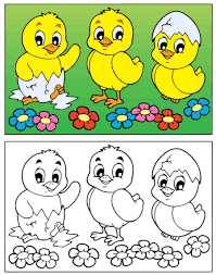 free printable colouring pages young kids